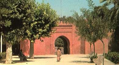 Bab El Gharbi Oujda