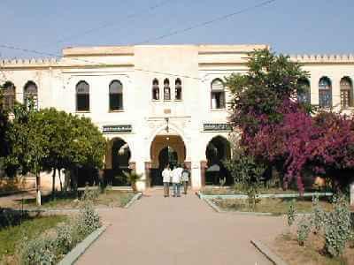 Omar Ibn Abdel-Aziz, Oujda