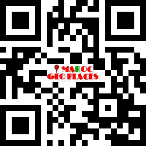 QR Code of MarocGeoPlaces